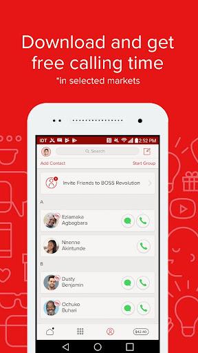 BOSS Revolution® - Cheap Calls screenshot