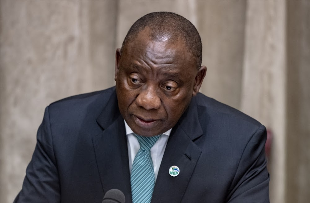 Ramaphosa tells diplomats land reform will be 'orderly'