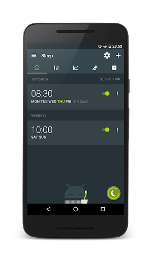 Sleep as Android v20170322 build 1502 [Unlocked]