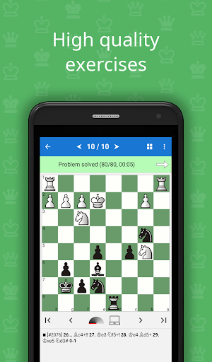 Mate in 3-4 (Chess Puzzles) 1.3.5 screenshots 1
