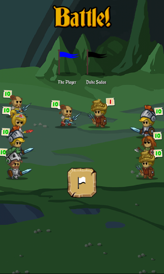 Realms of Idle - Game of Medieval Kingdom Conquest- screenshot