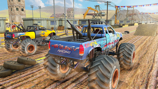 Xtreme Destruction Monster Truck Stunts  screenshots 2