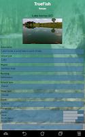 Screenshot of TrueFish Lite