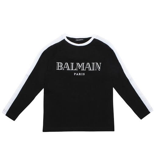 Primary image of Balmain Long Sleeve T-shirt