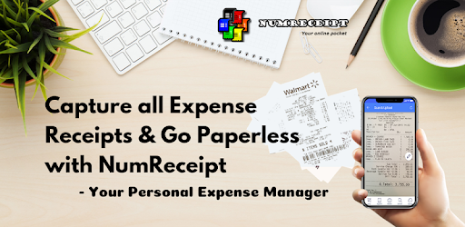 NumReceipt - Expense Manager / Receipt Scanner - Apps on Google Play