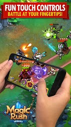 Magic Rush: Heroes APK screenshot thumbnail 14