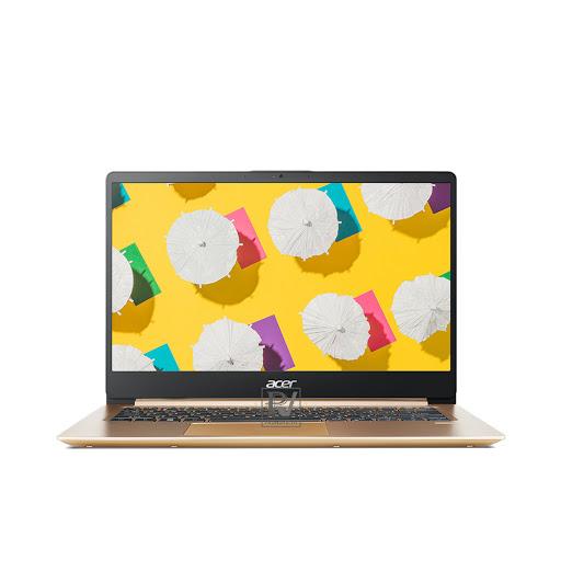 Máy tính xách tay/ Laptop Acer Swift 1 SF114-32-P8TS (NX.GXQSV.001) (Vàng)