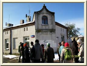 Photo: Ulica Reymonta. Przewodnikiem był kol. Janusz Molenda.