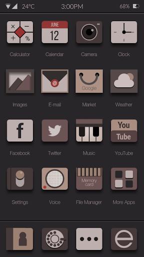 ThemeThief's Z-Icons Theme