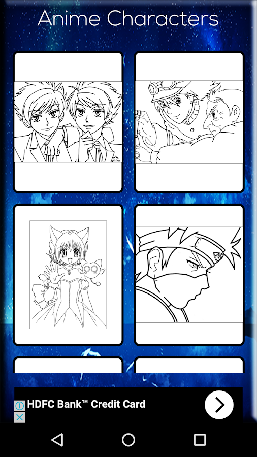 Anime Coloring Book Android Apps on Google Play