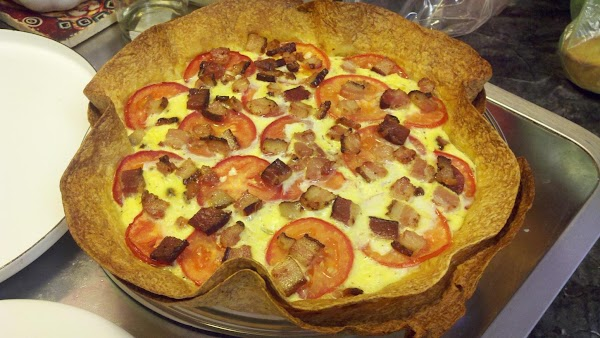 Bake for 25-35 minutes, until eggs are set and tortillas are nicely browned. ...