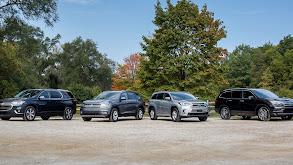 Cars.Com Midsize SUV Challenge thumbnail