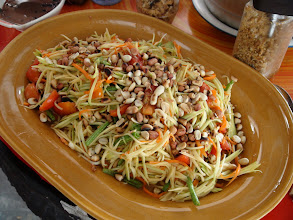 Photo: Papaya Salad... would you like some?