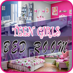 Teen Girls Bedroom - náhled