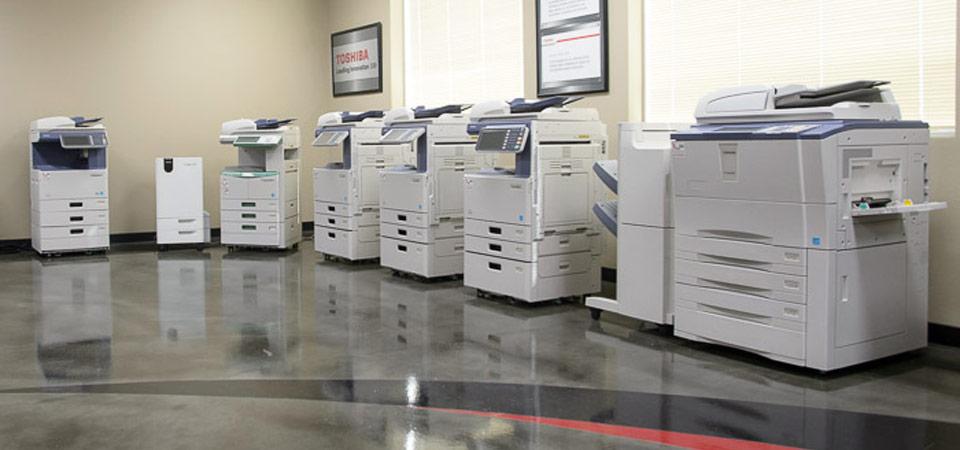 Cần lưu ý đến khối lượng bản in của đơn vị để lựa chọn thuê máy in cho phù hợp