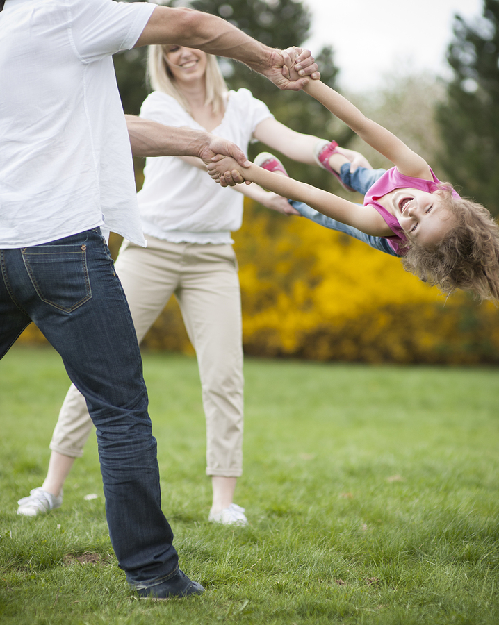 Stay healthy and active for your family