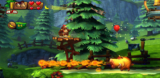 Descargar New Donkey Kong Free Hd Wallpaper Para Pc Gratis