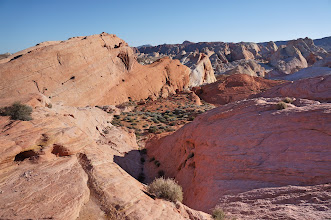 Photo: Views from the Rainbow Vista trailhead.