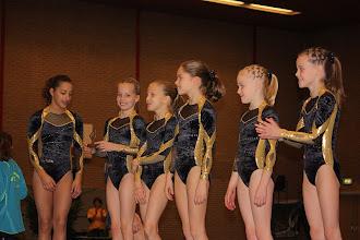 Photo: Van Links naar Rechts: Birgit, Sietske, ik, Fabienne, Chantal, Yara Waar is Nienke?