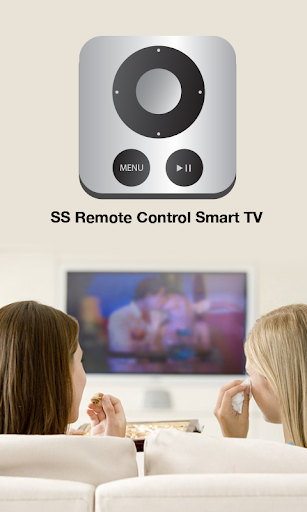 SS Remote Control Smart TV