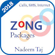 All Packages for Zong 2018