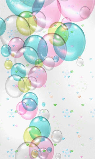 Color Bubbles Live Wallpaper