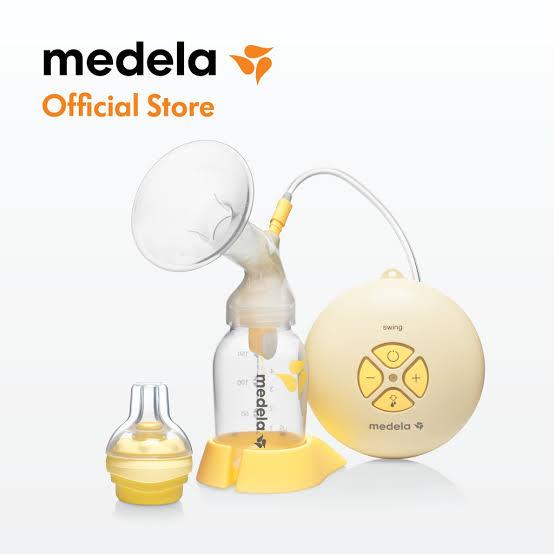 2. Medela เรื่องปั๊มนมไฟฟ้า รุ่น Freestyle Double Electric  02