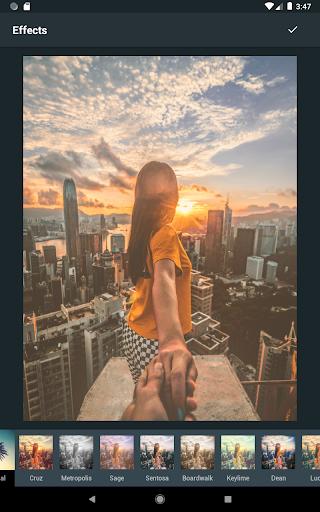 Photo Editor Pro (free image editor) 2.5 screenshots 19