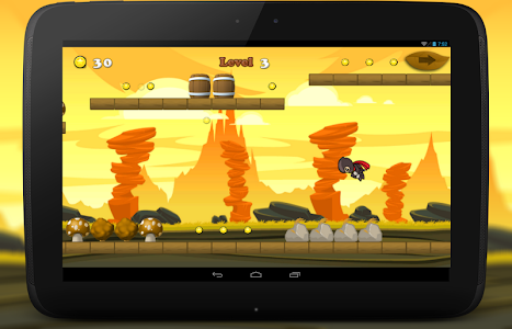 Ninja Runner Rush Heroes Devil screenshot 5