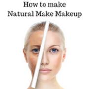 How to make Natural Make up