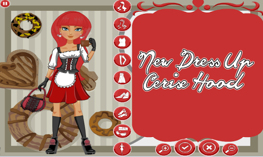 Dress Up Cerise