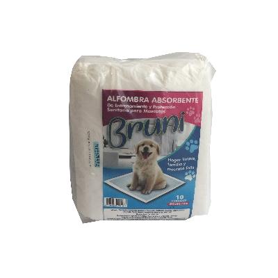 accesorio para mascotas bruni alfombra absorbente