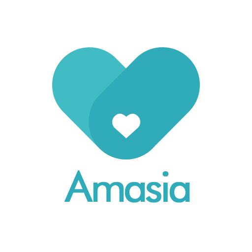 아마시아-채팅어플, 1:1채팅, 비밀채팅, 지역채팅, 동네채팅, 남친, 여친, 친구만들기