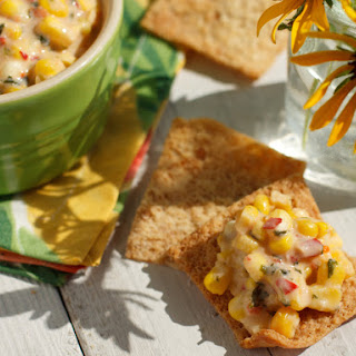 Cabot Cheddar Corn Dip