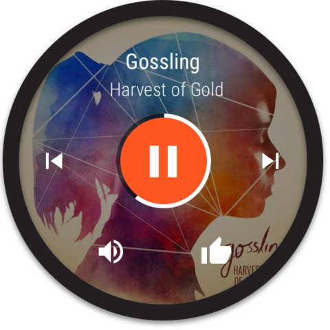Screenshot 8 for Google Music's Android app'