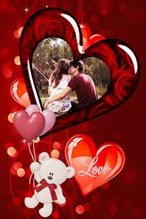 happy valentines photo frames screenshot thumbnail