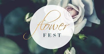 Flower Fest - Facebook Event Cover Template