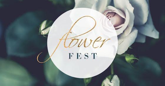 Flower Fest - Facebook Event Cover Template