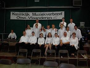 Photo: De delegatie van Opus 7