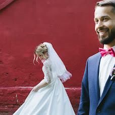 Wedding photographer Mariya Evseeva (Foxik-85). Photo of 01.09.2018