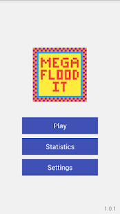 Mega Flood-It- screenshot thumbnail