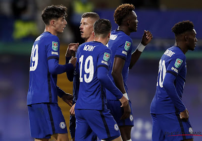 League Cup : prestation XXL de Kai Havertz avec Chelsea, Arsenal fait tomber le leader