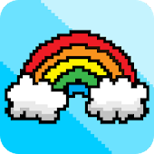 Rainbow Sandbox: Adult Coloring Books, Color Pages icon