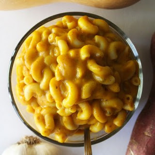 Easy Macaroni & Veggies
