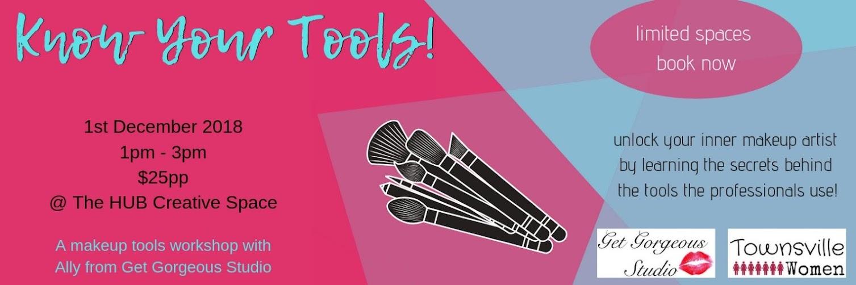 Makeup Tools Workshop