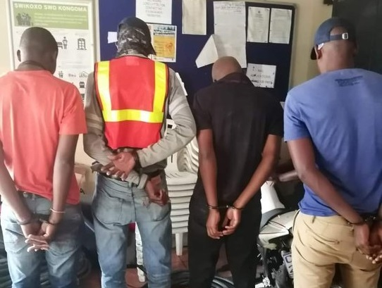 Suspects demanding bribes from motorists arrested - SowetanLIVE