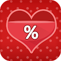 Love Tester Deluxe Scanner icon