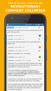 Joey for Reddit Pro Mod Apk [No Ads] 5