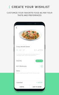 Voolsy - Food Order & Pay- screenshot thumbnail