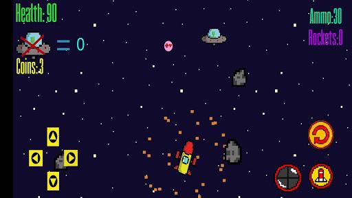 Spacerion: Alien Fight - Rette die Welt! Screenshots 5